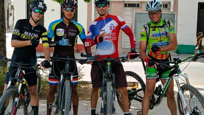 Cabaiguanenses presentes en Copa espirituana de Mountain Bike