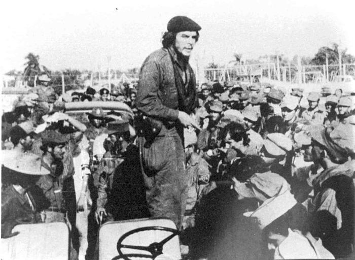 Victorias de la mano del Che en tierras espirituanas