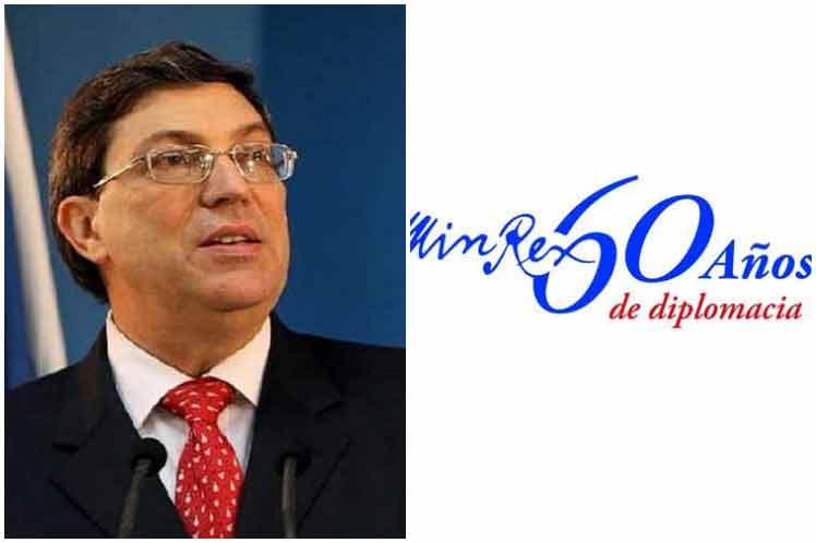 Canciller de Cuba manifiesta compromiso de trabajadores del Minrex