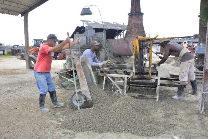 Industrias locales en Sancti Spíritus apuestan por la vivienda