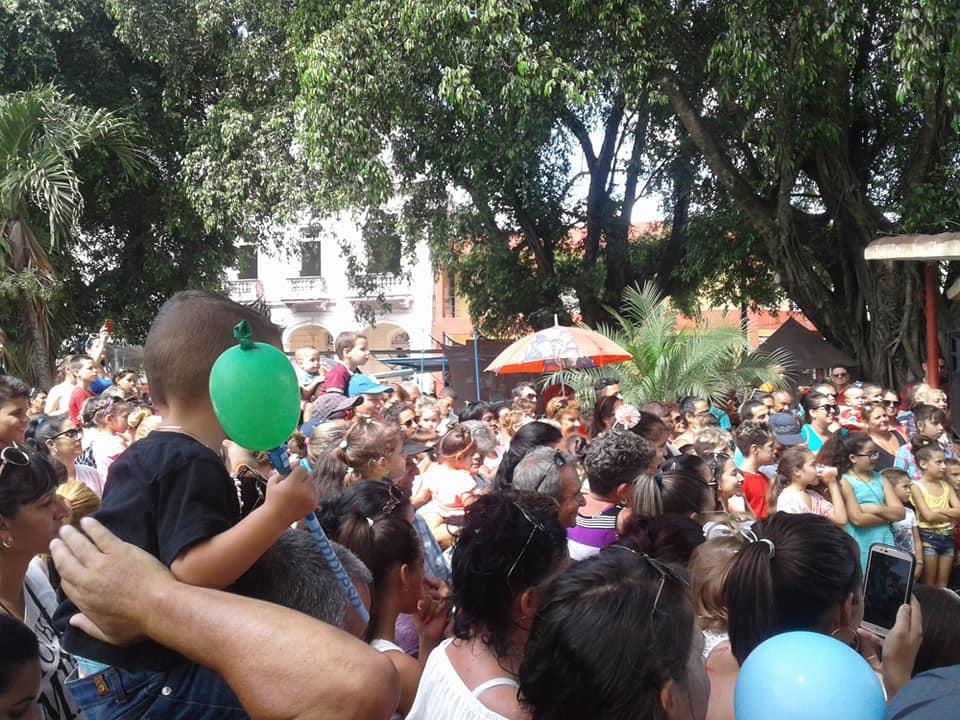 Abre despertar infantil el 2020 en Cabaiguán
