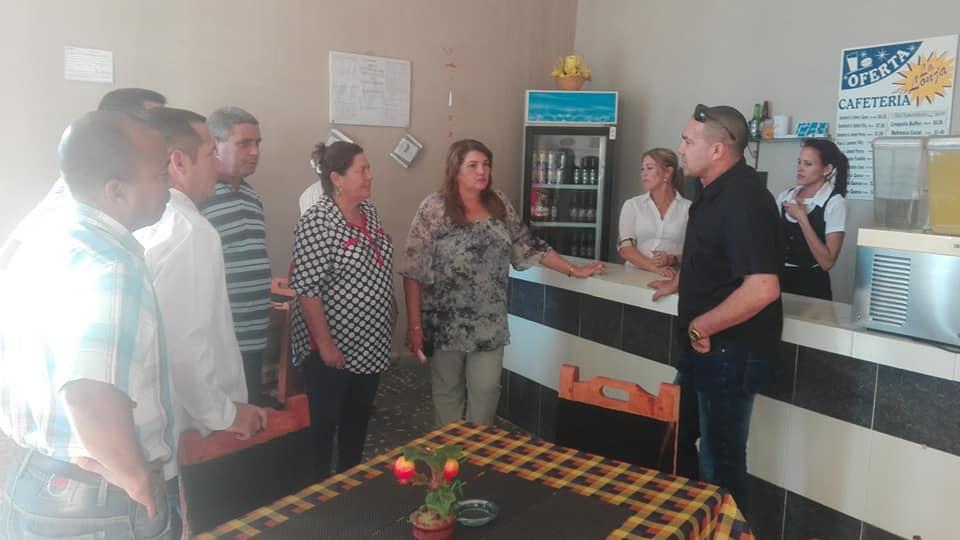 Recuperan histórica unidad de la gastronomía cabaiguanense en ocasión del Centenario del Natalicio de Faustino Pérez
