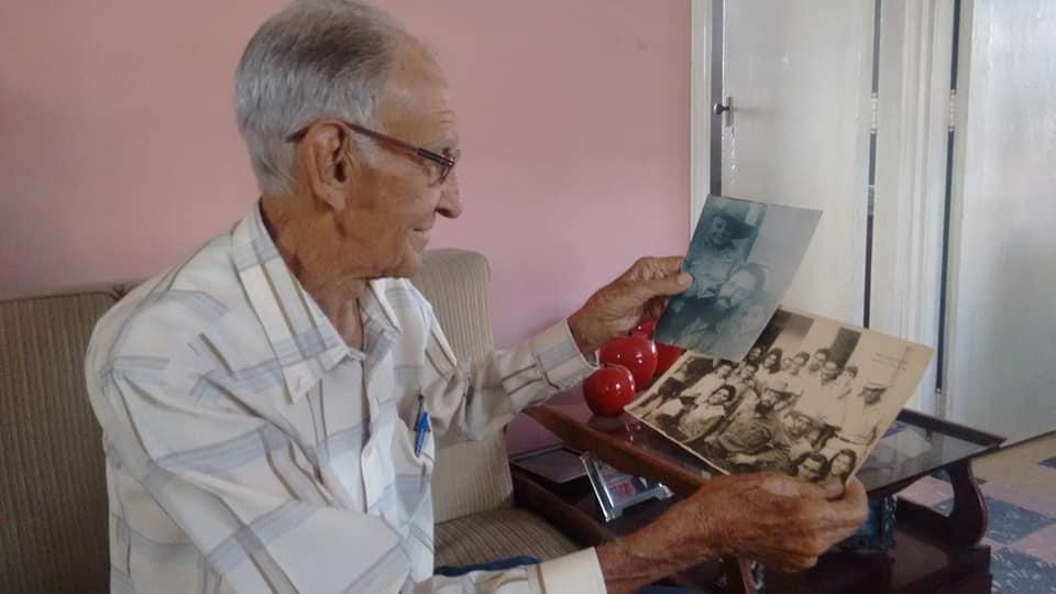 Héctor eternizó la trayectoria de Camilo por Cabaiguán (+Audio)