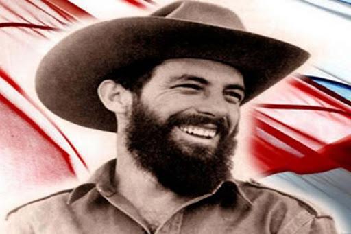 Recuerda el pueblo cabaiguanense a Camilo en el aniversario 61 de su desaparición física