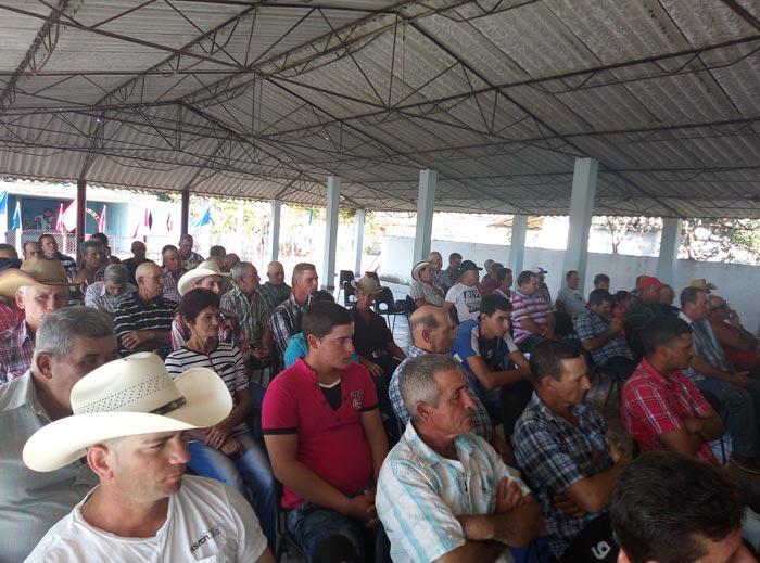 Estará representado Cabaiguán en  la Asamblea Provincial de la ANAP