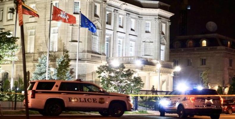 690 embajada cuba tiroteo Cubadebate