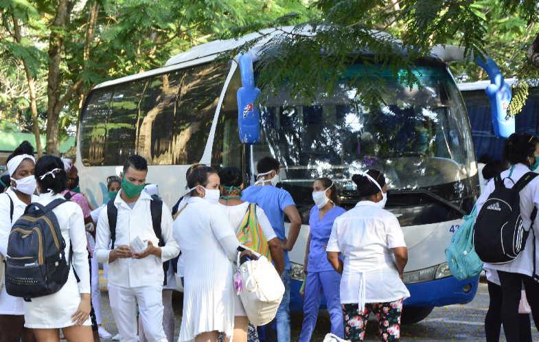 omnibus para el personal de salud 3