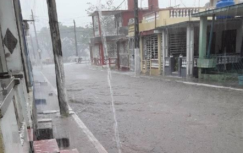 Se beneficia la presa Tuinucú con las lluvias de las últimas 24 horas