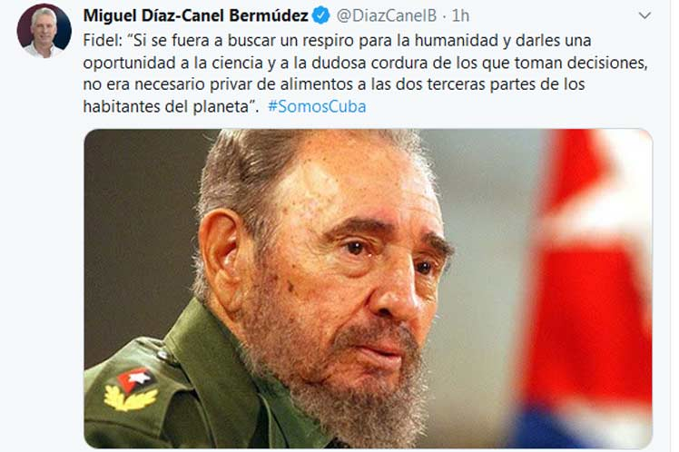 MDC Fidel Twiter 1