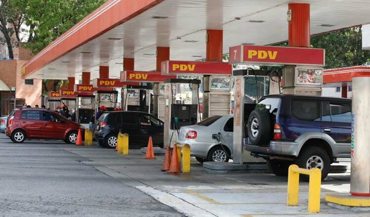Venezuela adopta medidas contra desvío de combustible subsidiado