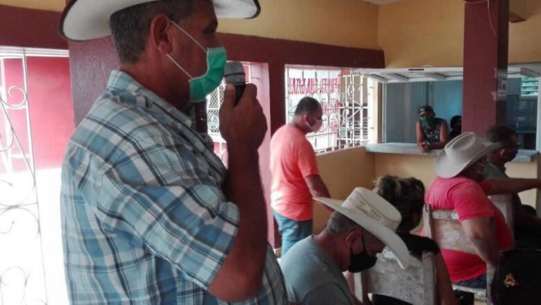 Evalúan en Cabaiguán estrategias de trabajo de las CPA