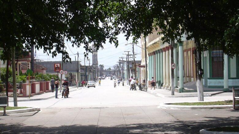 La Calle Valle, avenida de la identidad en Cabaiguán (+ Video)