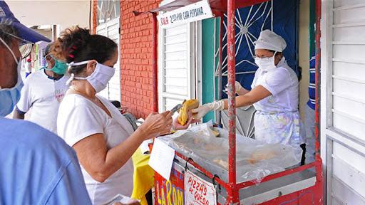 Adoptan medidas en unidades comerciales y gastronómicas de Cabaiguán para evitar rebrote de COVID 19