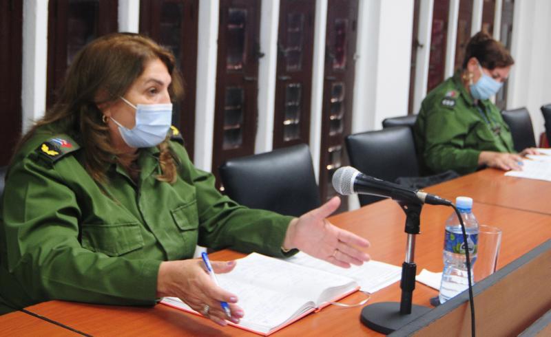 consejo de defensa provincial de sanctu spiritus foto garal