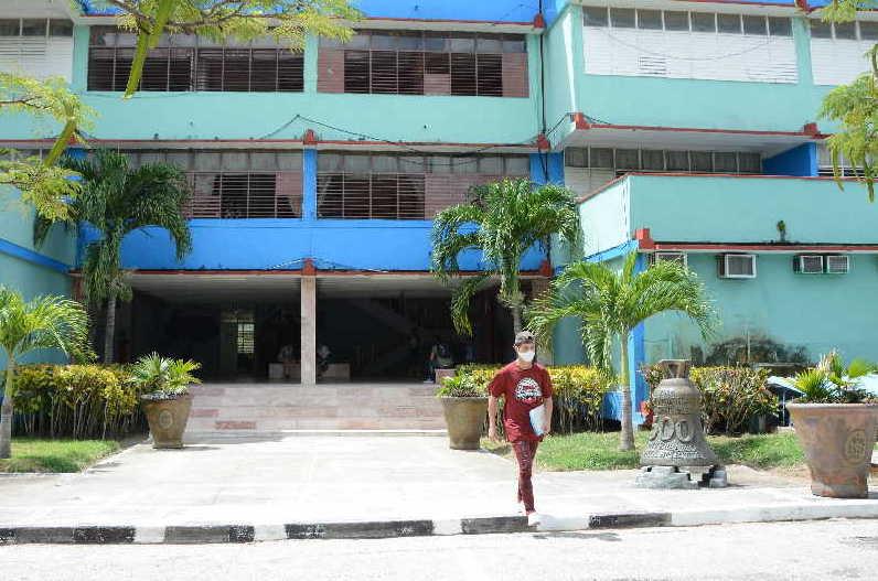 universidad de sancti spiritus jose marti foto Vicente Brito