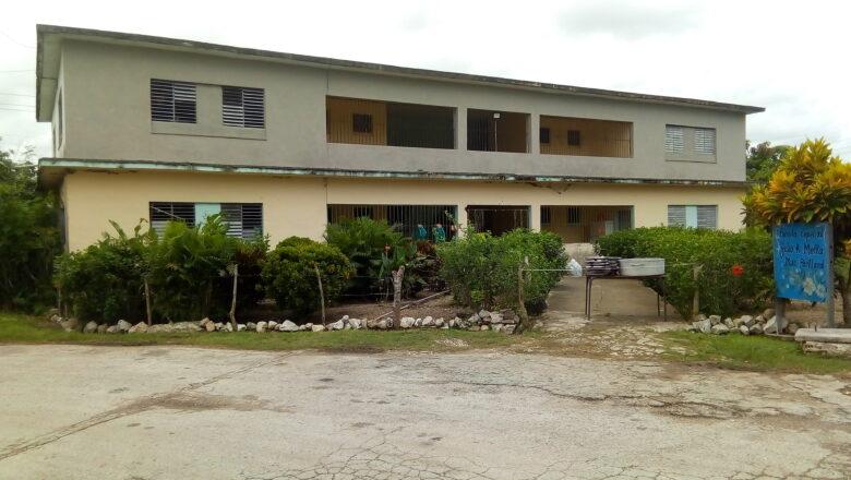 Abierto nuevo centro de aislamiento en Cabaiguán en el rebrote de la COVID_19