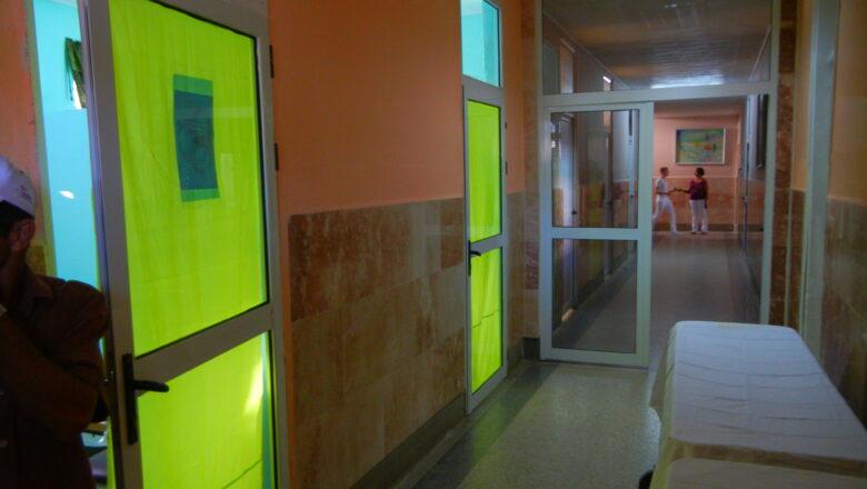Continúan prestación de servicios en sala de hospitalización de Cabaiguán