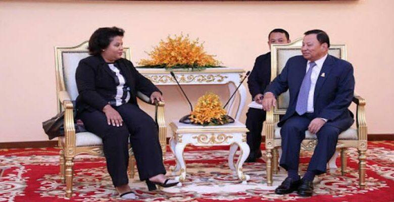 Cuba y Cambodia aumentarán cooperación en la agricultura, el desarrollo rural y el medio ambiente