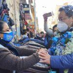 MAS retomará con Arce recuperación económica de Bolivia