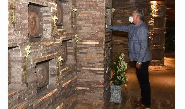 Visita presidente de Cuba memorial Ernesto Che Guevara