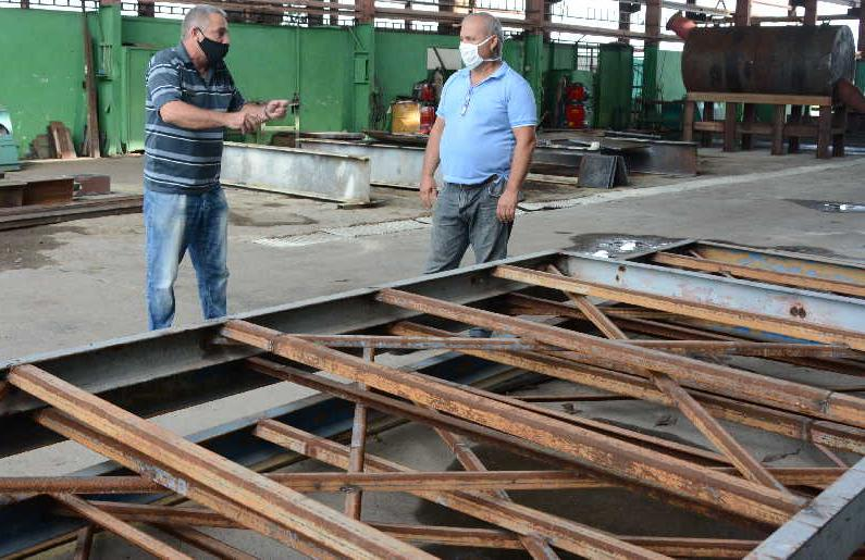 Estructuras Puente de Agabama foto vicente brioto 1