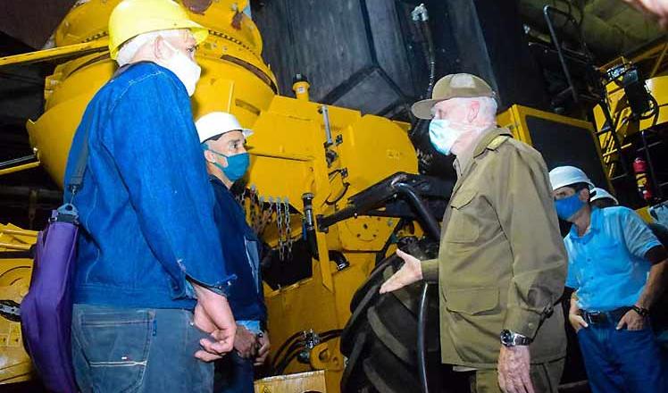 Evalúan en Cuba desarrollo de la industria mecánica