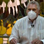 Miguel Díaz-Canel: Cuba salva, sana y siembra futuro