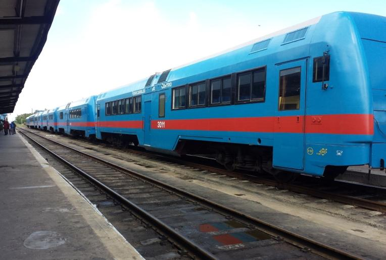 el tren espirituano