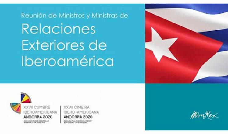 Participará Cuba en cita de cancilleres iberoamericanos