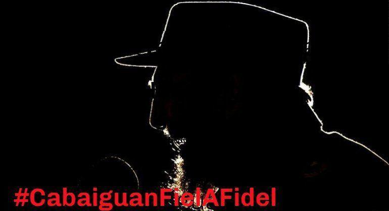 Cabaiguán dedica Tuitazo a Fidel