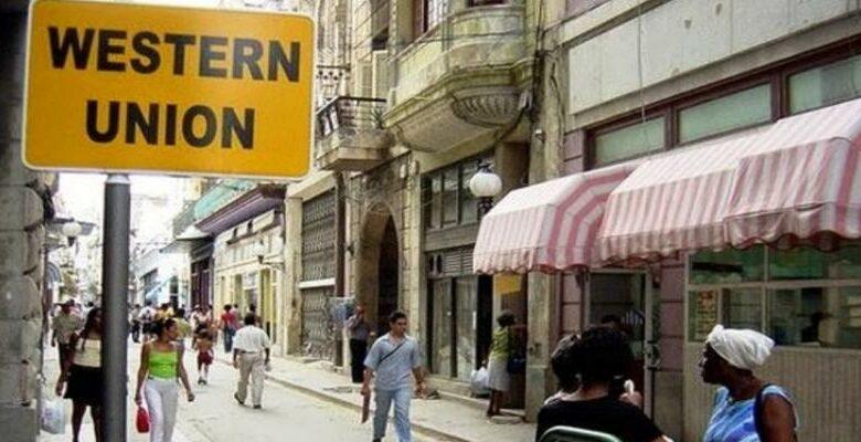 Western Union cesará entrega de remesas en Cuba por sanciones