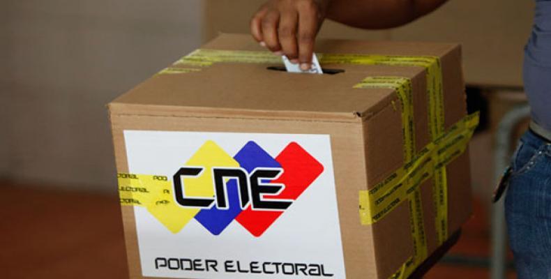91 elecciones venezuela