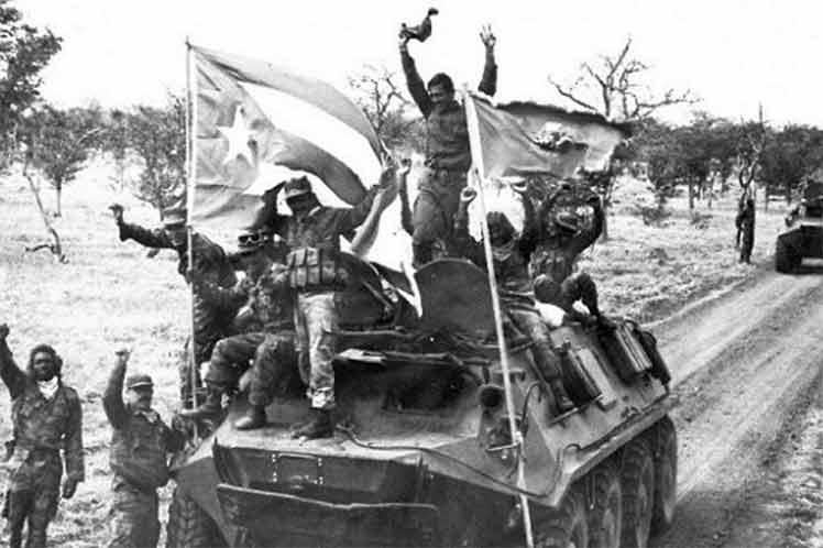 Angola Cubanos