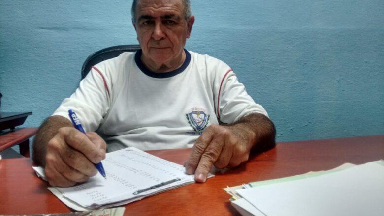 José Ángel Cruz Rodríguez: Una vida entre números