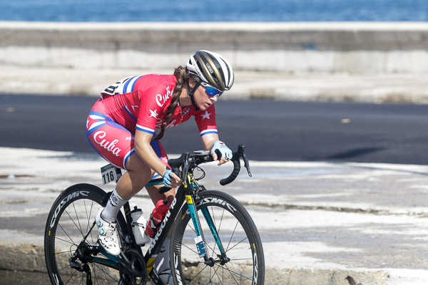 Heidi Praderas Ciclismo
