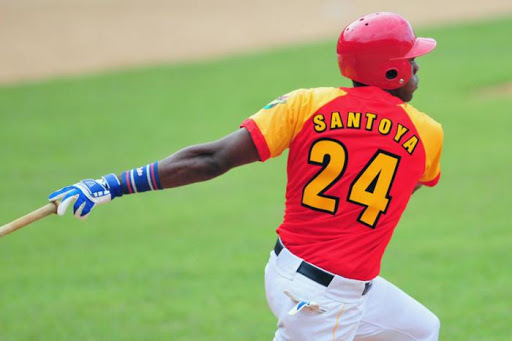 Yasiel Santoya Beisbol