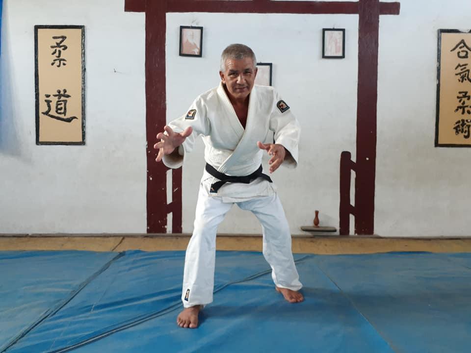 4 chino judoca
