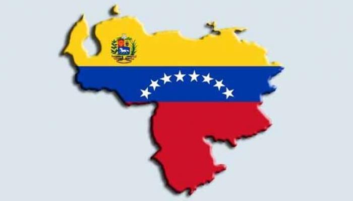 4219 mapa bandera venezuela