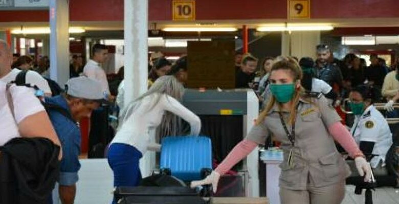 Refuerza Cuba protocolos ante contagios por Covid-19 de viajeros