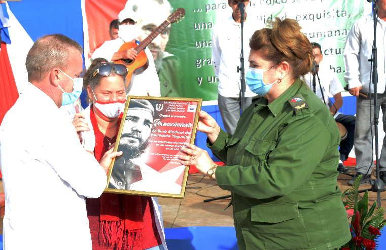 dia de la medicina latinoamericana en sancti spiritus