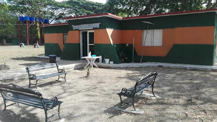 2 Centro Aislamiento Campismo