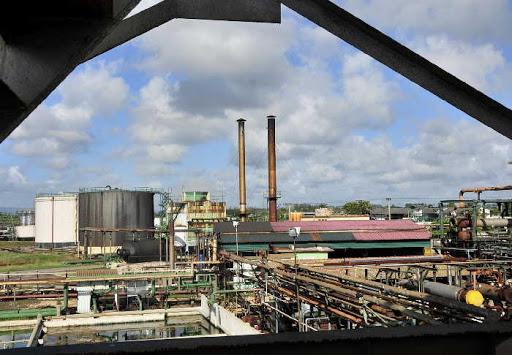 3 refineria cabaiguan