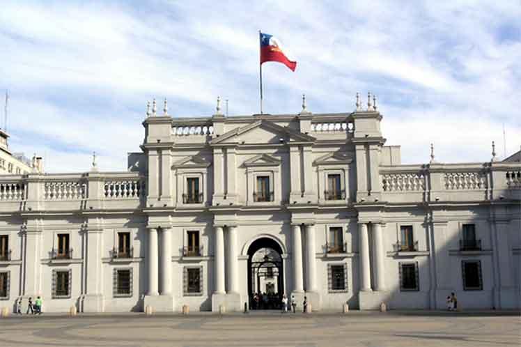 Chile Palacio Moneda