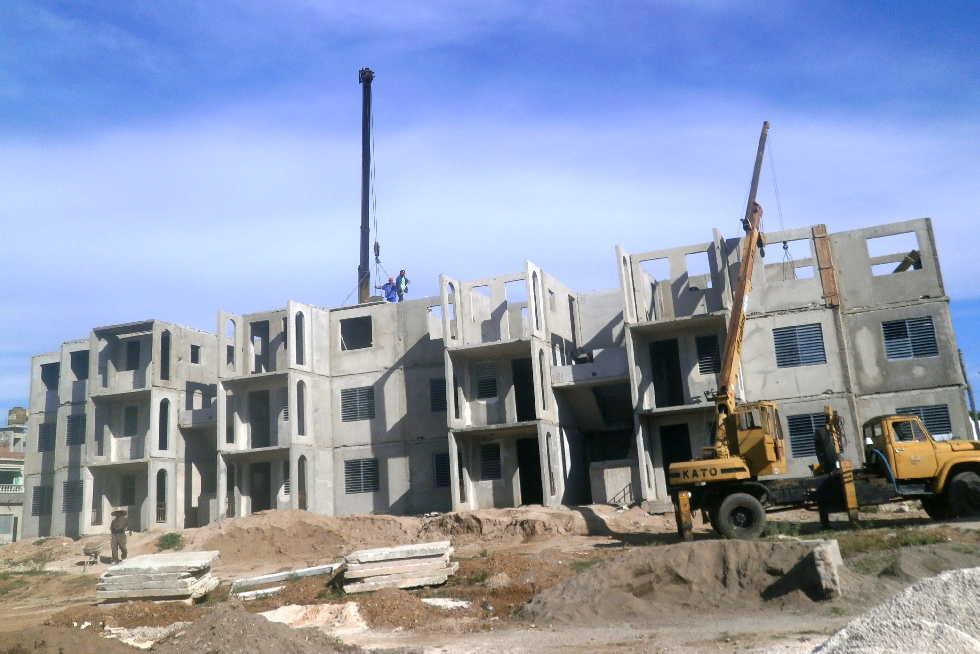 edifios en construccion en la zona de garaita en sancti spiritus 1