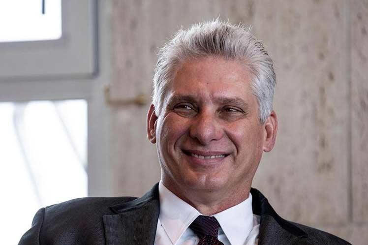 Miguel Diaz Canel Bermudez