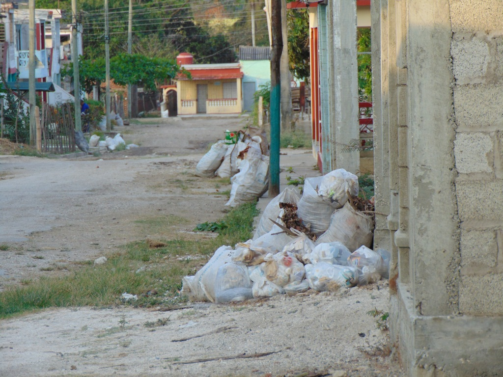 4 basura cabaiguan