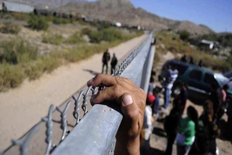 w migrantes frontera
