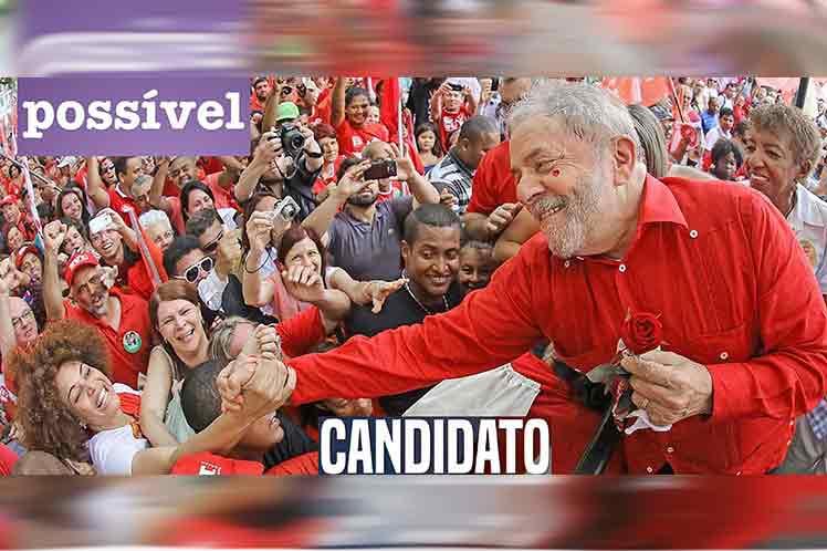 Lula posible candidato 20224